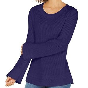 Style & Co. Bell sleeves Sweater